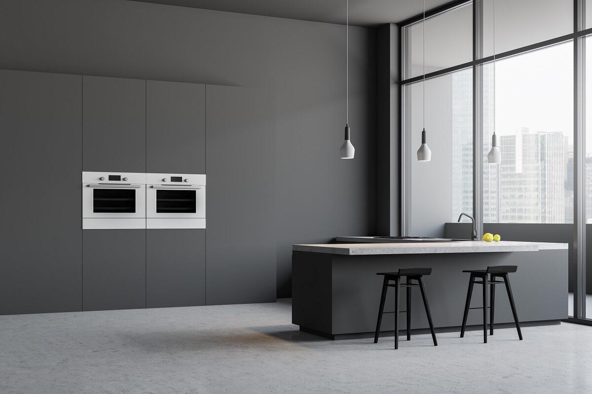Galeri Kabinet Dapur | Kitchen Cabinet Cawangan Bertam