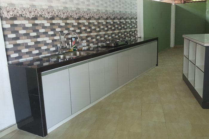 Galeri Kabinet Dapur Kontemporari | Kitchen Cabinet Taman Semarak